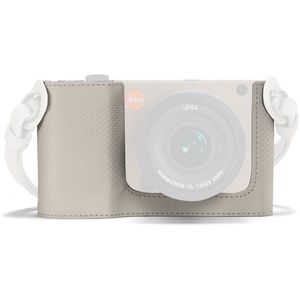Leica TL Leather Protector - Cemento