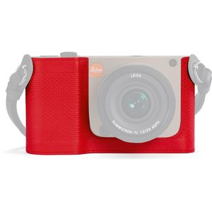 Leica TL Leather Protector - Red