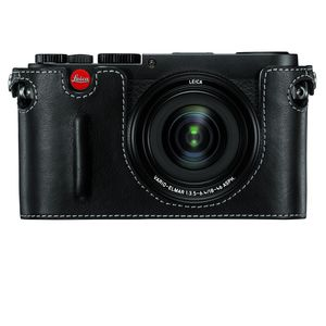 Leica X Vario Black Leather Protector 18780