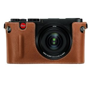 Leica X Vario Brown Leather Protector 18781