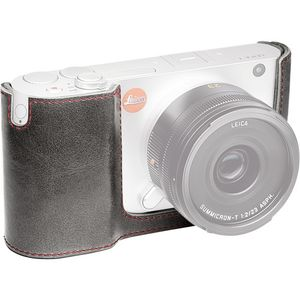 Leica T Leather Protector Stone Grey 18800