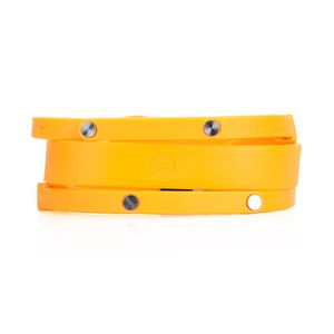 Leica T-Neck Silicon Melon Yellow Camera Strap 18813