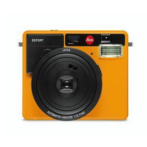 Leica Sofort Instant Camera - Orange