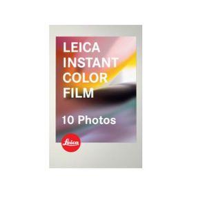 Leica Sofort Colour Instant Film - 10 Photos