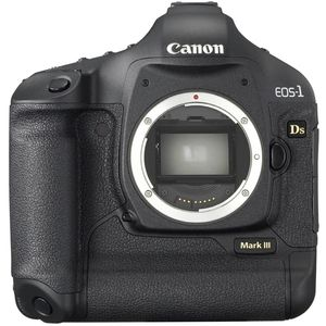 Canon EOS 1Ds Mark III Digital SLR Camera Body