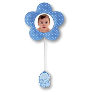 Sonnellino Musical Baby Blue Photo Frame