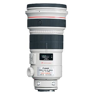 Canon EF 200mm f2 L IS USM Lens