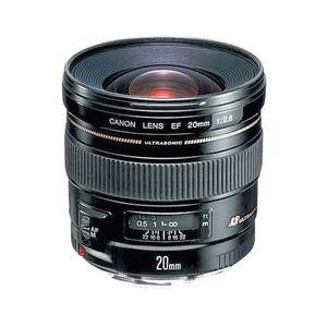 Canon EF 20mm f2.8 Usm Lens