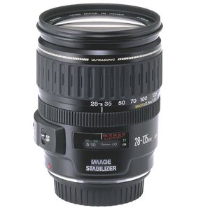 Canon EF 28-135mm f3.5-5.6 IS USM Lens