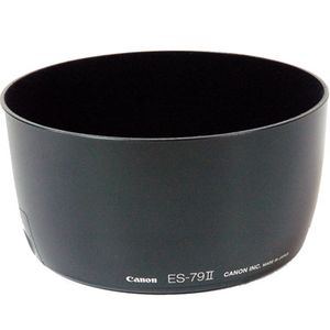 Canon ES 79II  Lens Hood Fits EF 85mm F1.2L USM and EF 50mm f1