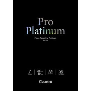 Canon PT-101 Platinum Pro A3 Plus Photo Printer - 10 Sheets