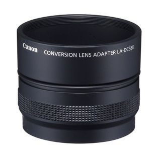 Canon LA-DC58K Lens Adapter for G10 & G11