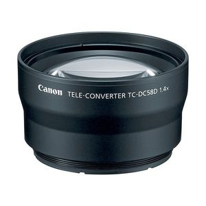 Canon TC-DC58D Tele Conversion Lens for G10 & G11