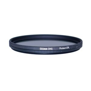 Dorr 55mm Circular Polarising DHG Slim Filter