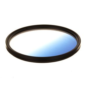 Dorr 58mm Blue Graduated Colour Filter