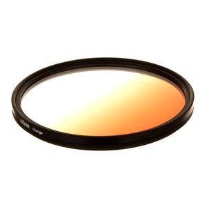 Dorr 55mm Orange Graduated Colour Filter