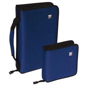 Dorr Neoprene Blue CD Bag for 32 CDs