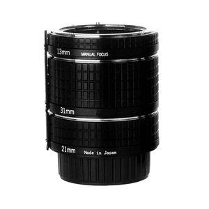 Dorr Extension Tube Set 13/21/31mm Canon FD Fit