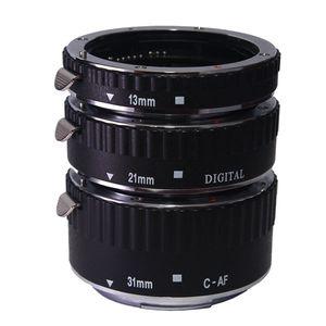 Dorr Extension Tubes 13/21/31mm AF Canon Fit