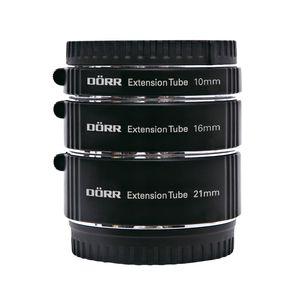 Dorr Extension Tube Kit (10, 16, 21mm) for Nikon 1