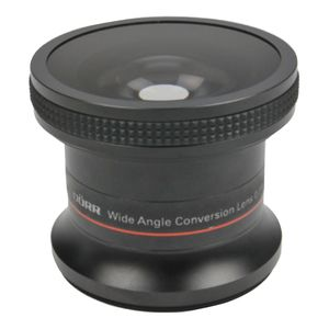 Dorr 0.25x 58mm Fisheye Conversion Lens Inc 67mm and 77mm Adapter Rings