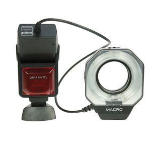 Dorr DAF-14 Ring Flash for Canon EOS DSLR