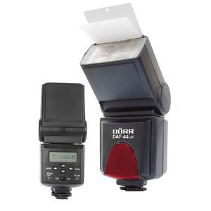 Dorr DAF-44 Wi Power Zoom TTL Flash Unit Olympus / Panasonic Fit
