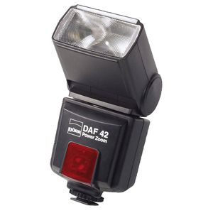 Dorr DAF-42P Power Zoom Flash Unit for Olympus and Panasonic