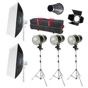Dorr BL 160Ws Studio Flash Complete Kit