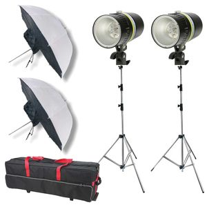 Dorr BL 160Ws Studio Flash Double Kit
