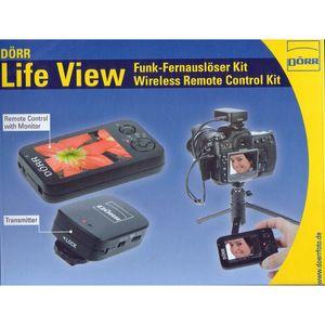 Dorr LiveView Wireless Remote Control Kit for Nikon LV-WRC
