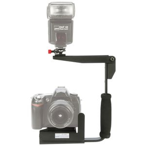Dorr DB-900 Flash Bracket for DSLRs