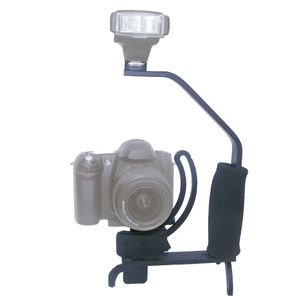 Dorr Flash Bracket Flip 90 for DSLRs