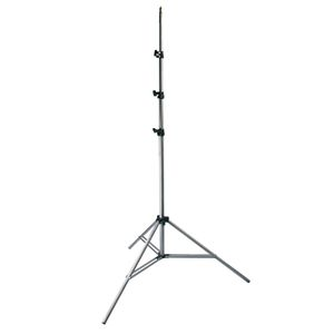 Dorr L-3050 Silver Light Stand Tripod with Air Cushioning