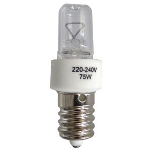 Replacement JDE14 Bulb For Prolux 120 Light 75W E14 220-240V