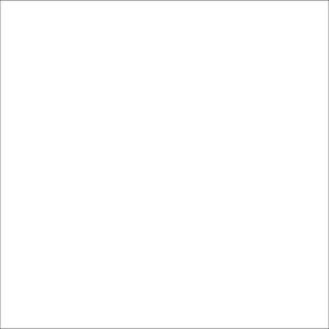 Dorr White Textile Backdrop 270x700cm
