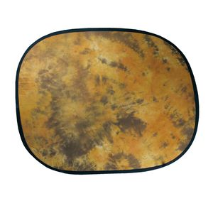 Dorr Structured Golden Brown Backdrop 158x193