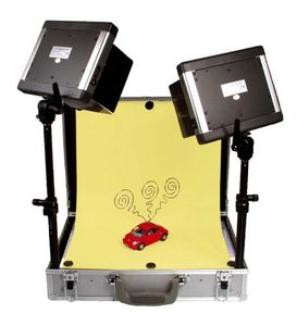 Dorr Digi Table Top Studio with 2 Lights