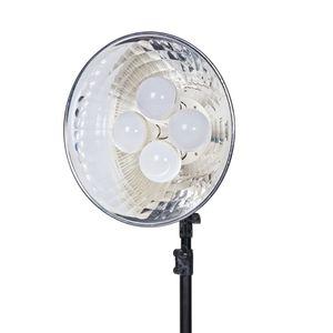 Dorr DL-400 LED Continuous Light 4x 25 Watt LED Bulb Head
