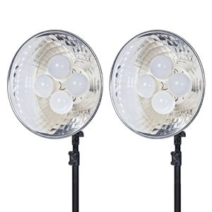 Dorr DL-400 LED Continuous Lighting Kit 8 x 25 Watt