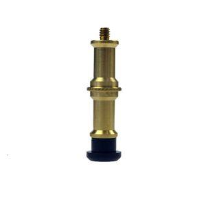 """Dorr M Spigot 1/4 - 3/8"""" Brass Connector 373600"""