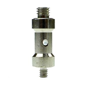 "Dorr M Spigot 1/4"" - 3/8"" Silver Connector 373605"