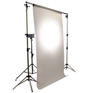 Dorr Translum Translucent Backdrop 1.37 x 5.48 Meters