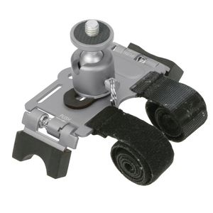 "Dorr Mini Velcro Pod 1/4"" Mount with Ballhead"