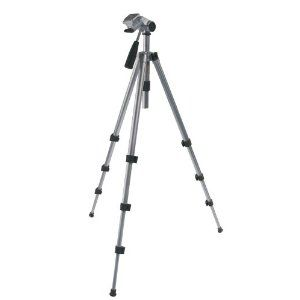Dorr TOP 4 Section Tripod with Panhead Inc Quick Release