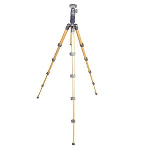 NEST NT-235K Gold 5 Section Tripod