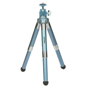 Dorr Blue Mini Click Pod Tripod for Compact Cameras