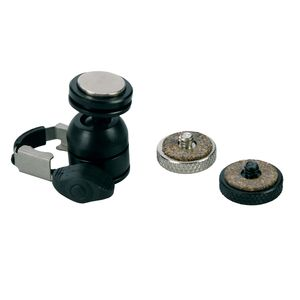 Dorr Mag Mount Tripod Ball Head with 2 Quick Release Plates