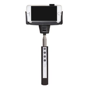 Dorr SF-100RC Black Selfie Stick with Built-in Bluetooth