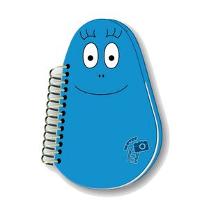 Barbapapa Blue 6x4 Slip In Photo Album 80 Photos